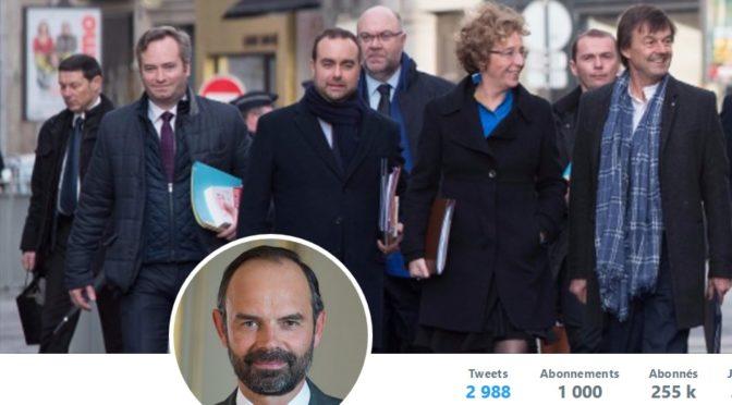 C'est pas que d'la com ! – mais que foutent les professionnels de la politique sur Twitter ?