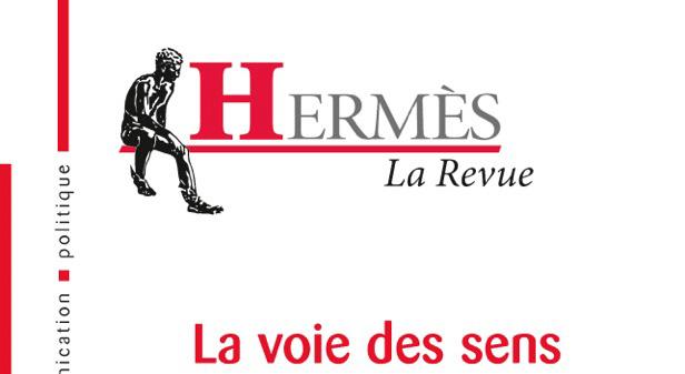 [Parution] «La voie des sens», n°74 de la revue Hermès