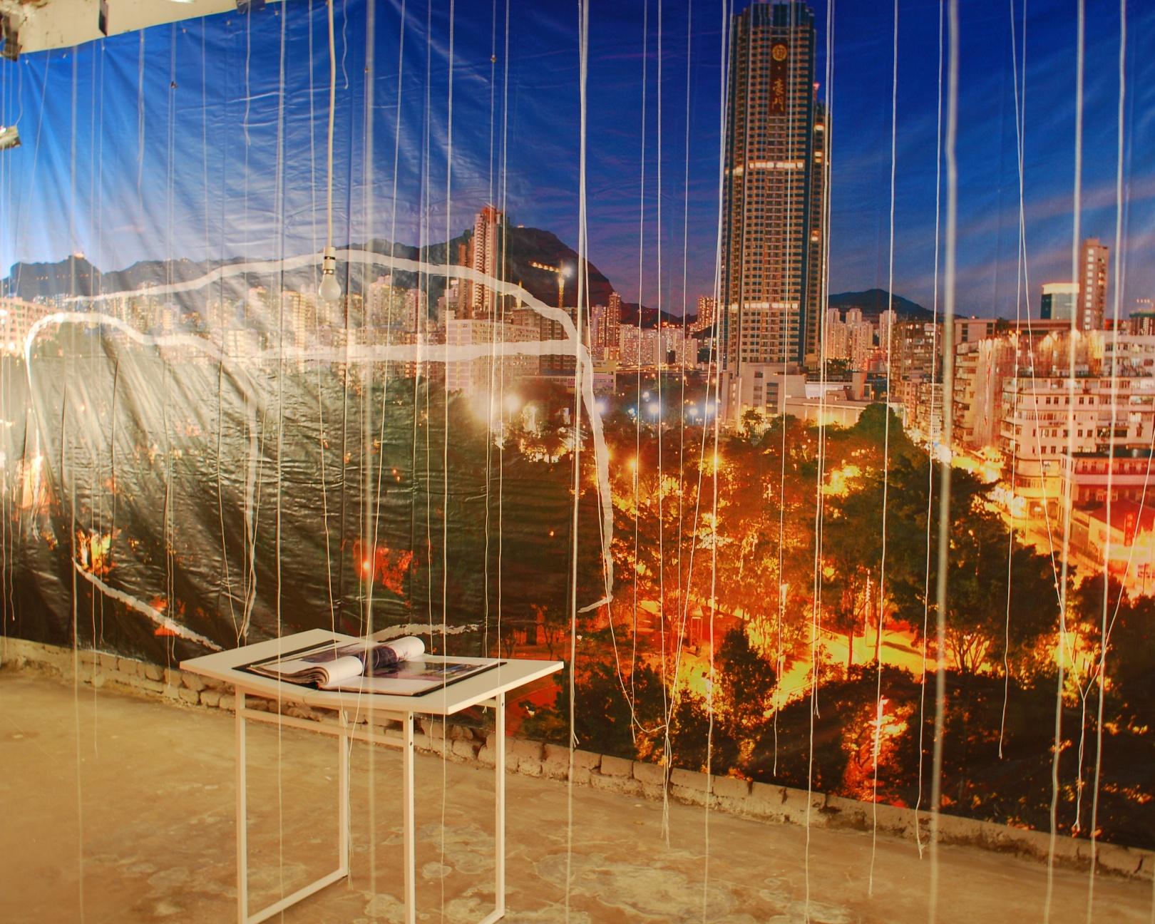 Quotidian Architectures: Hong Kong in Venice, November 18, 2010 | © Courtesy of Nicholas Ng.