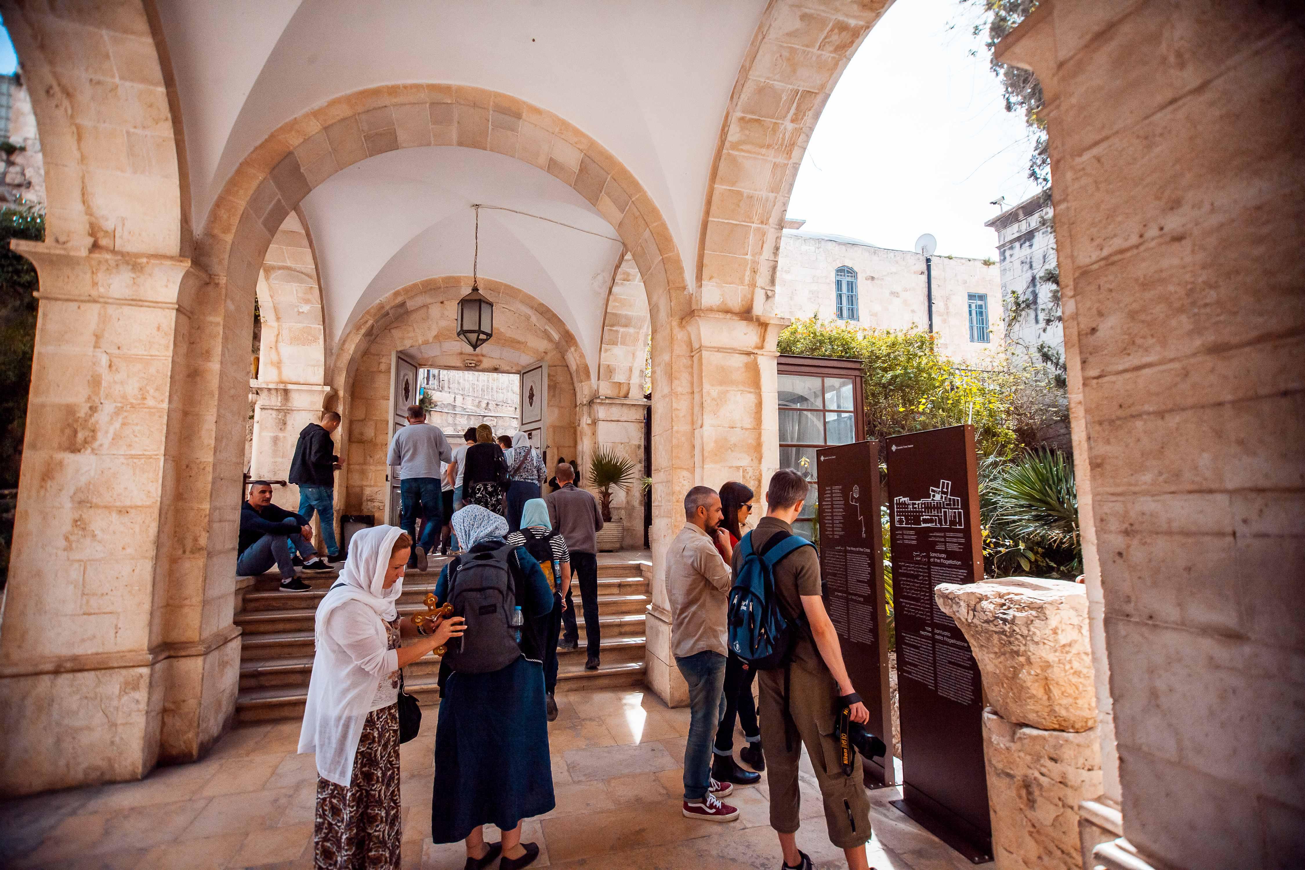 The Terra Sancta Museum, Jerusalem, Israel, 2017 | © Courtesy of Tamschick Media.