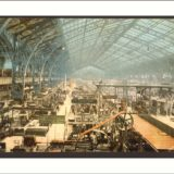 Interior of exhibition building, Exposition Universal, Paris, France, between ca. 1890 and ca. 1900, Print no. 1044, January 8, 2007 | © Courtesy of Snapshots of The Past/Flickr.