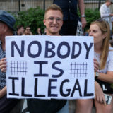 Nobody is Illegal !, London, UK, July 13, 2018 | © Courtesy of Alisdare Hickson/Flickr.