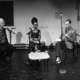 Nnedi Okorafor & Ken MacLeod, Scottish Pen Talk, Newington, Edinburgh, Scotland, UK, June 14, 2014 | © Courtesy of byronv2/Flickr.
