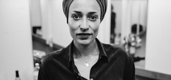 Zadie Smith, November 22, 2016 | © Courtesy of Chris Boland/Flickr.