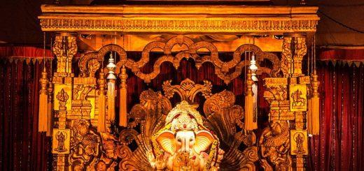 Ganesh Utsava, September 24, 2012 | © Courtesy of Ashwin Kumar/Wikimedia Commons.