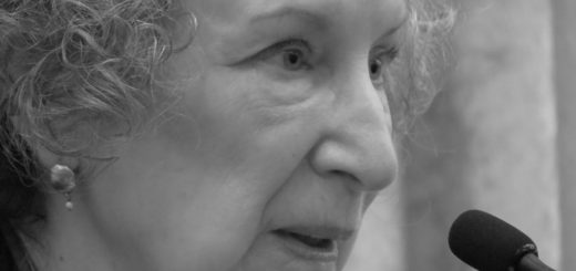 Margaret Atwood, April 13, 2014 | © Courtesy of Michael Sauers/Flickr.