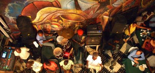 RAM Party Inside Haiti's Historic Hotel Oloffson, June 20, 2013 | © Courtesy of Steve Bennett/Flickr.