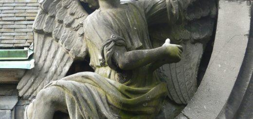 Scarface, the Angel, University of Leuven, Leuven, Belgium, November 2, 2008 | © Courtesy of Eddy Van 3000/Flickr.