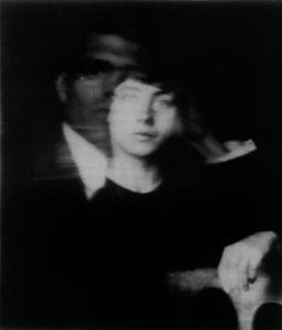 Self-Portrait with Raoul Hausmann, ca 1919 /Hannah Hoech /sc