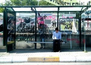 Source : Pierre Pandelé, Place Taksim, 5 juin 2013