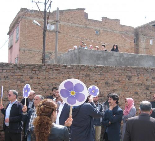 Commémoration du centenaire du génocide arménien à Diyarbakır - Clémence Scalbert-Yücel
