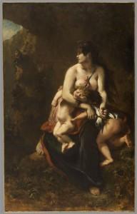 Médée (Eugène Delacroix, 1838, © RMN/P. Bernard)