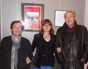 Emmanuel Dreux, Delphine Catéora-Lemonnier et Francis Bordat