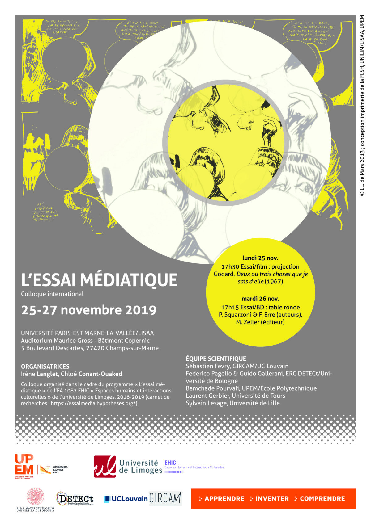 Colloque: programme