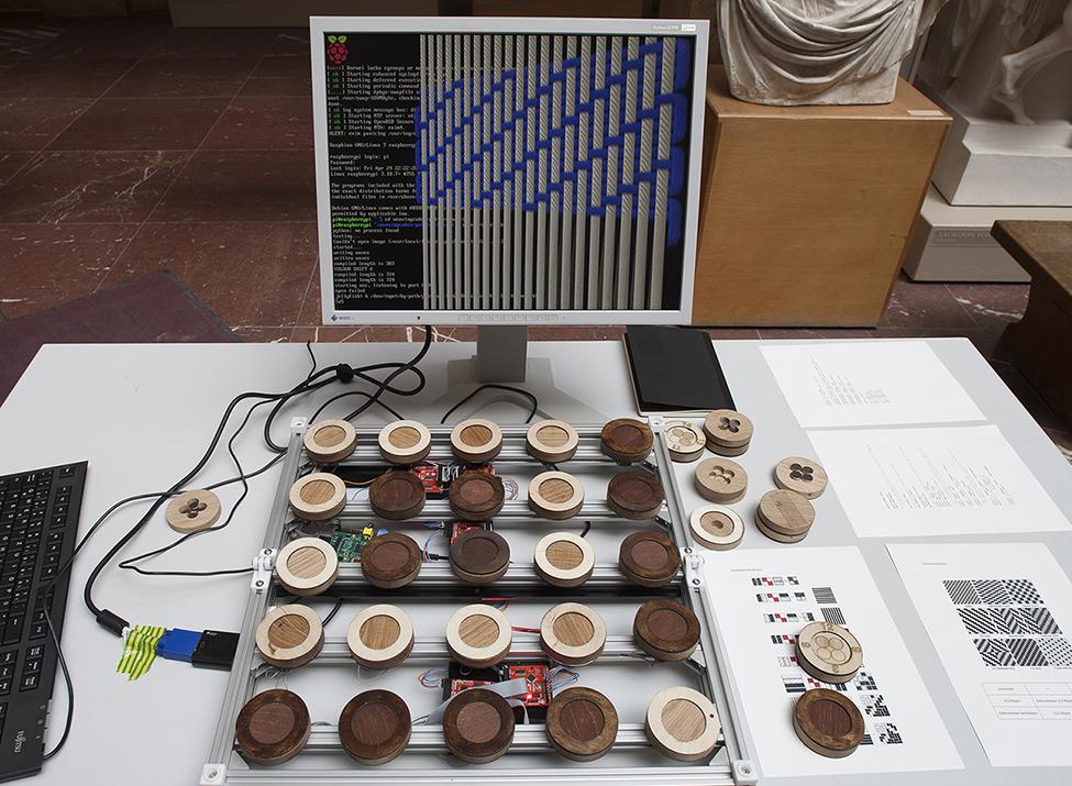 pattern matrix machine