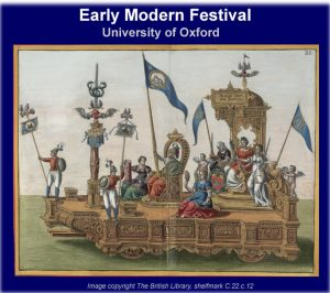 Study of Early Modern Festival