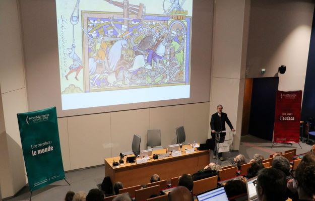 « The History of genocides » : Ben Kiernan inaugure la chaire IMERA-EHESS en Etudes transrégionales