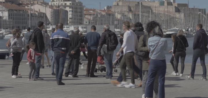 Capture d'écran du documentaire La Terre passe