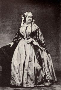 Anna Atkins, en 1861