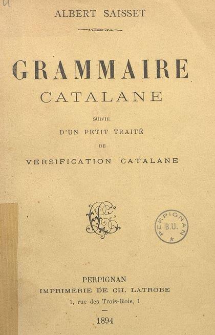 grammaire_catalane_saisset