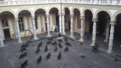 Palazzo dell'Universita Torino