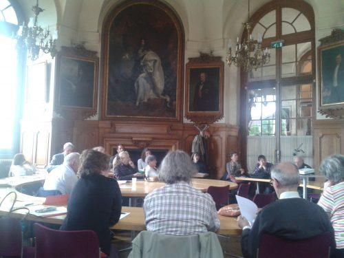 Salle du Conseil - Observatoire de Paris
