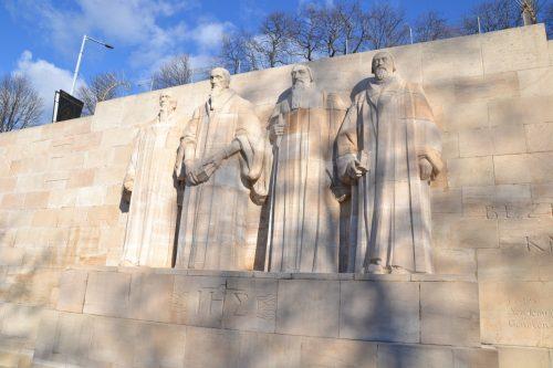 Mur des Réformateurs (Parc des Bastions)