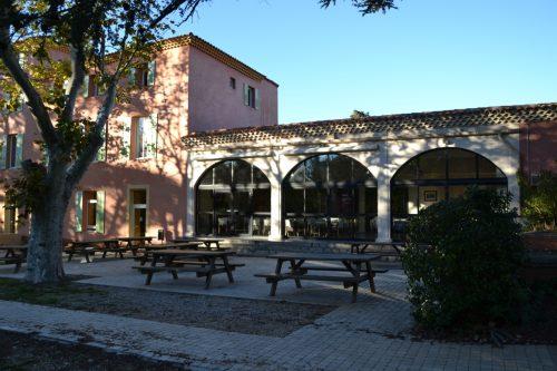 CIRM (bâtiment principal, photo personnelle)