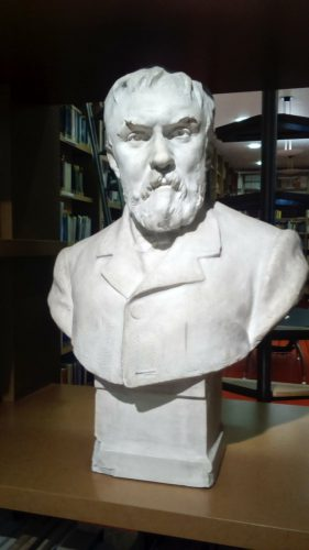 Buste de Poincaré