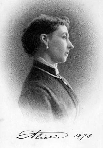 Wie Alice, Großherzogin von Hessen und bei Rhein, Darmstadt veränderte