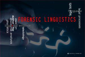 """Forensic Linguistics"" by Anastasiya Ivanenko"