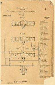 D186 série Z génie Fautras ©Service historique de la Défense