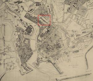 plan-de-la-ville-de-brest-en-1898-dresse-par-lingenieur-de-la-ville-ch-guennoc
