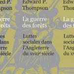 La_guerre_des_for_ts_de_Edward_Palmer_THOMPSON