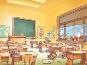 La-salle-de-classe-de-Titeuf