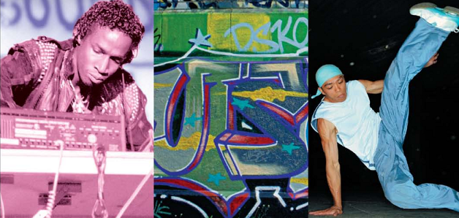Hip-hop Studies : contested pasts/projected Futures, par Murray Forman