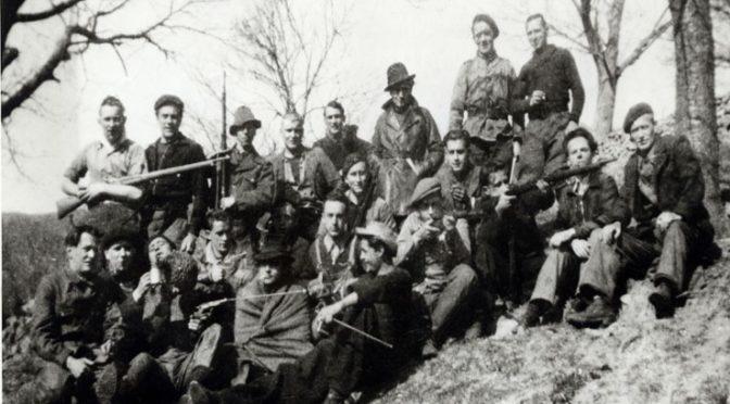 24 novembre : soutenance de thèse sur la Résistance