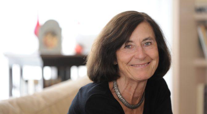 Anne Tursz, pédiatre, épidémiologiste et chercheure à l'Inserm