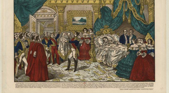 Le « premier vagissement de la progéniture impériale » : faste et propagande autour de la naissance du fils de Napoléon III (1856)