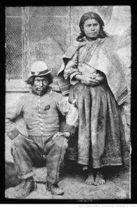 Indiens du haut Pérou