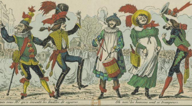 """1848 et la """"foire aux idées nouvelles"""" (Partie I)"""