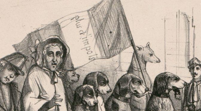 Un impôt sur les chiens ? ce que nous dit la satire (partie I)