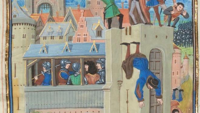 Chronique d'un « fait divers » estival : l'assassinat d'Étienne Marcel en 1358