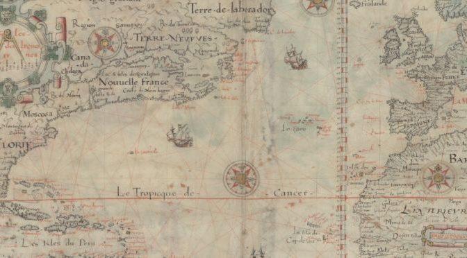 Conférence 21 novembre 2018 :  l'histoire des mers dans la construction des entités géopolitiques