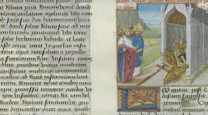 Querelle iconoclaste, querelle des images dans l'Empire byzantin (VIIIe-IXe siècle)