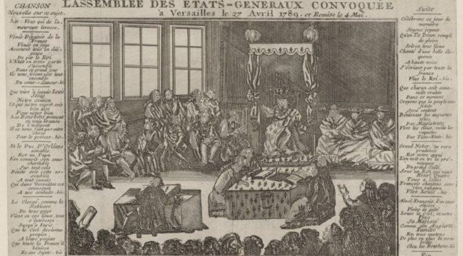 Cahiers de doléances de 1789 : les retrouver, les consulter, les connaître