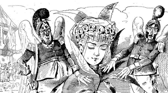 """Une """"industrie fort connue"""" : le couronnement des rosières (Partie III. La chasteté en question au XIXe siècle)"""