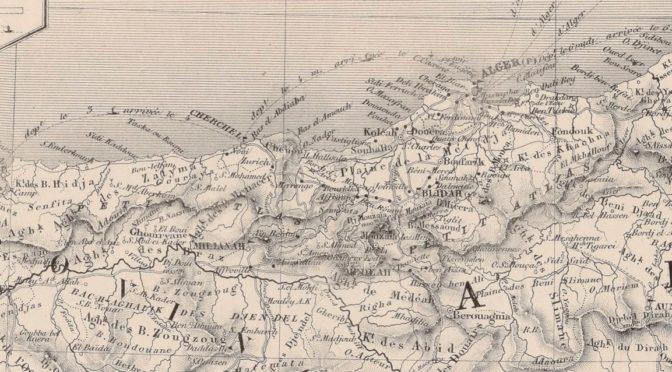 Alphonse Daudet, un touriste en Algérie