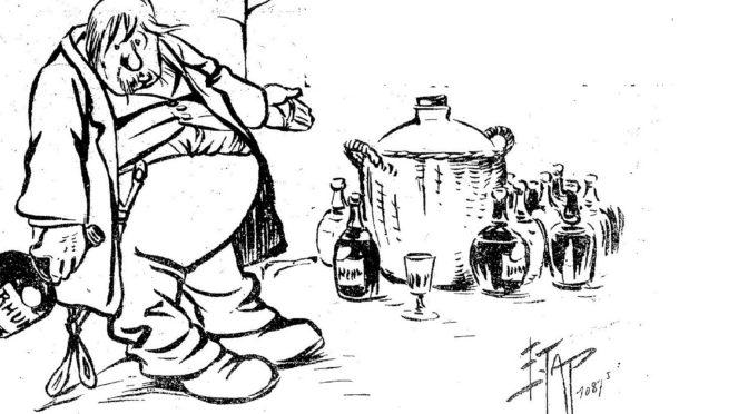 L'humour face aux épidémies – Partie III. Au plus fort de la pandémie de grippe (1918-1919)