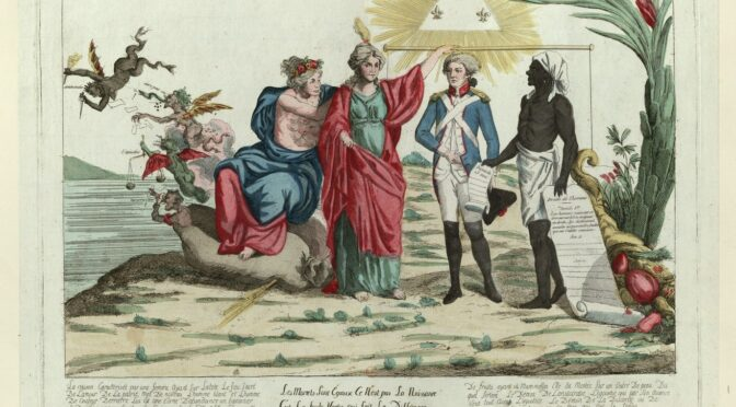 Ressources concernant l'histoire et la mémoire de l'esclavage